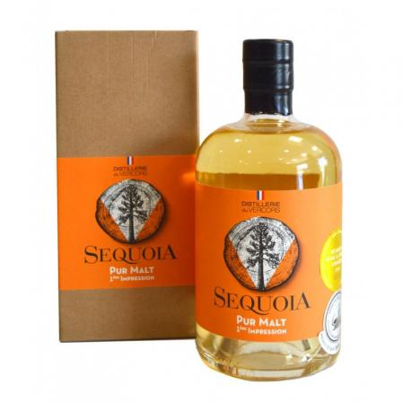 Distillerie du Vercors Sequoia 1ère Impression 50cl