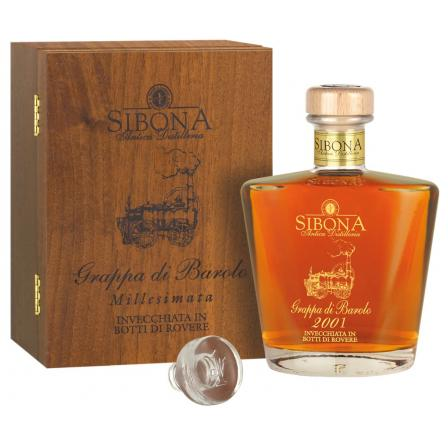 Distillerria Sibona Grappa di Barbera 50cl