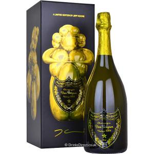 Dom Perignon Vintage By Jeff Koons 2004