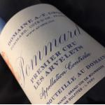 Domaine A.F Gros Pommard Les Arvelets 2012