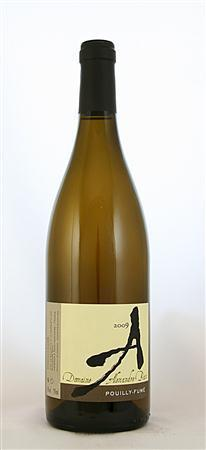 domaine alexandre bain pouilly fume 2012 vin blanc. Black Bedroom Furniture Sets. Home Design Ideas