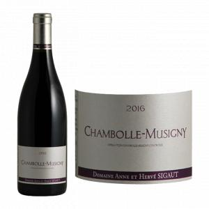 Domaine Anne et Hervé Sigaut Chambolle-Musigny 2016