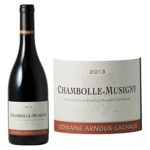 Domaine Arnoux Lachaut Chambolle-Musigny 2013