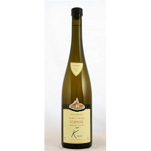 Domaine Audrey & Christian Binner Riesling K Non-Filtre 2011