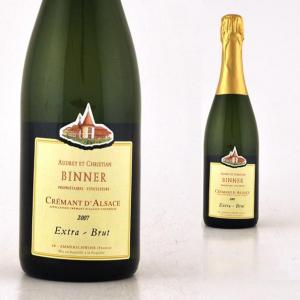 Domaine Binner Crémant Dalsace Extra Brut Kb 2008