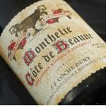 Domaine Coche-Dury Monthelie 2015