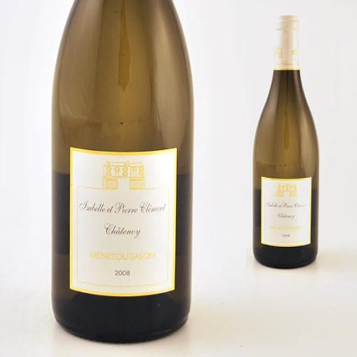 Domaine de chatenoy blanc 2014 wine white for Salon blanc de blanc