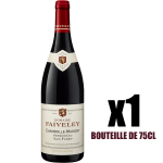 Domaine Faiveley Chambolle-Musigny 1er Cru Les Fuées 2011