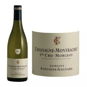 Domaine Fontaine-Gagnard Chassagne-Montrachet 1er Cru Blanc Morgeot 2016