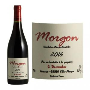 Domaine Georges Descombes Morgon 2016