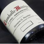 Domaine Georges Roumier Chambolle Musigny Amoureuses EA 2002