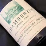 Domaine Jacques Prieur Chambertin 1993