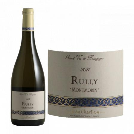 Domaine Jean Chartron Rully Blanc Montmorin 2017