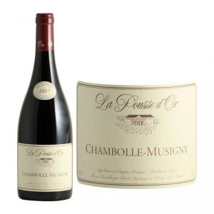 Domaine la Pousse d'Or Chambolle-Musigny 2017