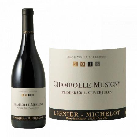 Domaine Lignier Michelot Chambolle Musigny 1Er Cru Cuvée Jules 2014