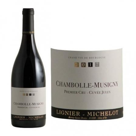 Domaine Lignier Michelot Chambolle-Musigny 1er Cru Cuvée Jules 2017