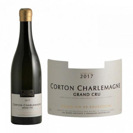 Domaine Morey Coffinet Corton-Charlemagne 2017
