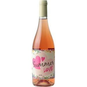 Domaine Orgamic Vaucluse Summer Love Rosé 2019