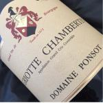 Domaine Ponsot Griotte Chambertin 2013