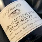 Domaine Pousse Or Chambolle Musigny Groseilles 2012