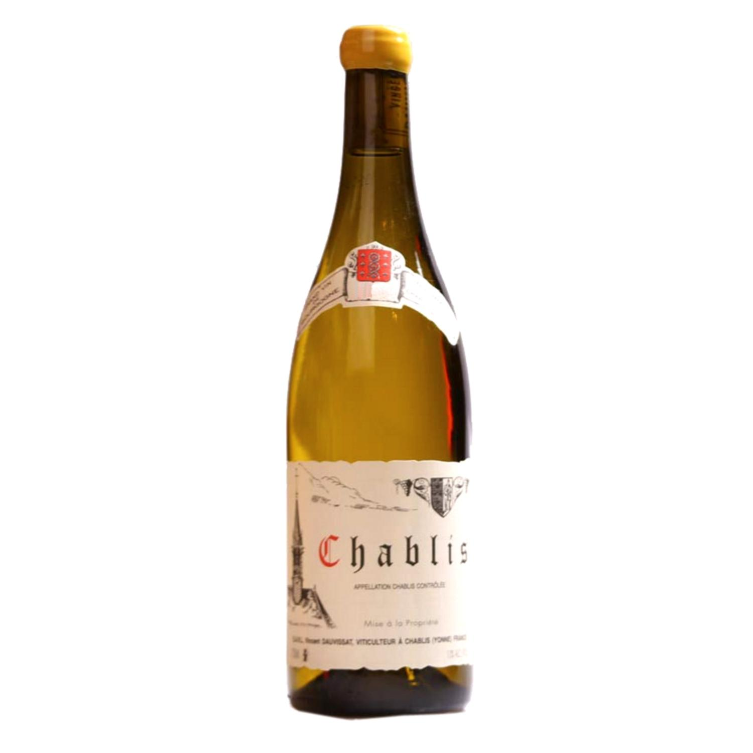 domaine r v dauvissat chablis 2013 vin blanc. Black Bedroom Furniture Sets. Home Design Ideas