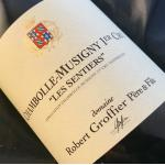 Domaine Robert Groffier Chambolle Musigny Sentiers 2014