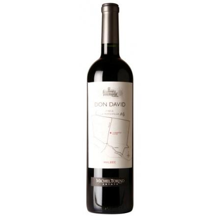 Don David Finca la Maravilla # 6 Malbec 2011