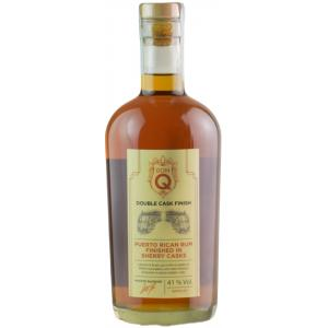 Don Q Sherry Double Cask Finish
