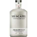 Dragon's Cut Gin 44º a Witch a Dragon & Me 50cl