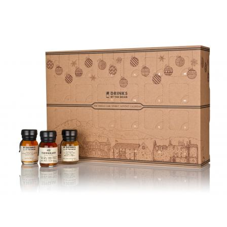 Drinks By The Dram Drinks By The Dram Single Cask Advent Calendar Classic Craft Edition 300ml