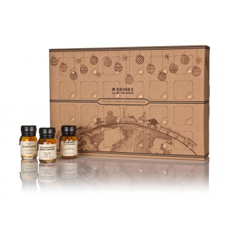 Drinks By The Dram Drinks By The Dram World Advent Calendar Classic Craft Edition 300ml