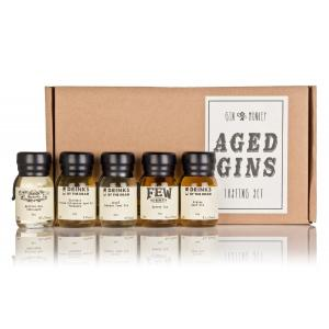 Drinks By The Dram Gin Monkey Aged Gins Tasting Set Gin 300ml