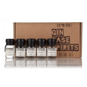 Drinks By The Dram Gin Monkey Base Spirits Tasting Set Gin 300ml