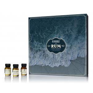 Drinks By The Dram Rum Advent Calendar Rum 300ml
