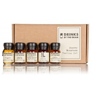 Drinks By The Dram Sherry Monsters Tasting Set 300ml