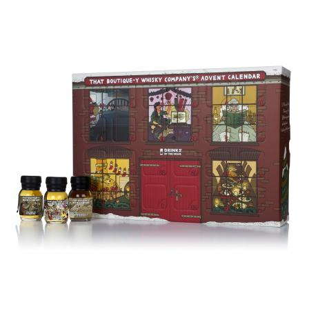 Drinks By The Dram That Boutique-Y Company Advent Calendar Edition 300ml 2019