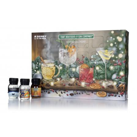 Drinks By The Dram That Boutique-Y Gin Company Advent Calendar Edition 300ml 2019