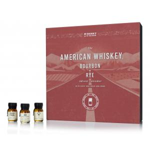 Drinks By The Dram The American Advent Calendar Edition 300ml 2019