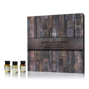 Drinks By The Dram The Single Cask Advent Calendar 300ml
