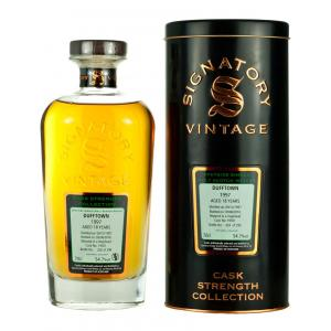 Dufftown 18 Year Old Signatory 1997