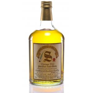 Dumbarton Signatory Old Bottling 75cl 1961