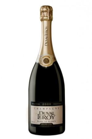 Buy duval leroy blanc de blancs brut grand cru 2006 at uvinum for Belle jardin blanc de blancs