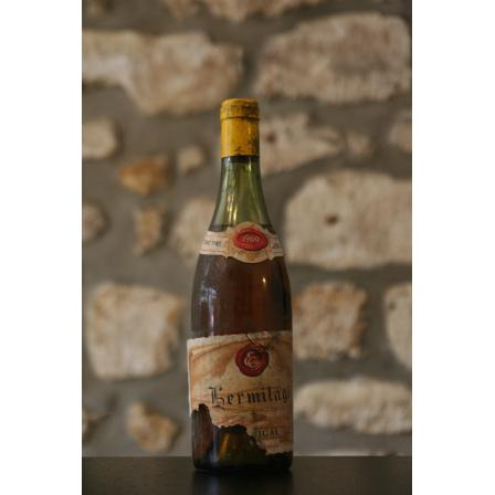 E. Guigal Hermitage Blanc 1969