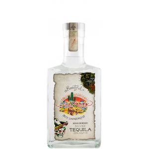 Ed Hardy Silver 100% Agave 75cl