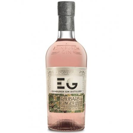 Edinburgh Gin Distillery Rhuburb & Ginger Liqueur 50cl
