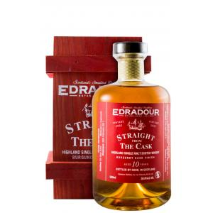 Edradour 10 Ans Burgundy Cask Finish 50cl 2002