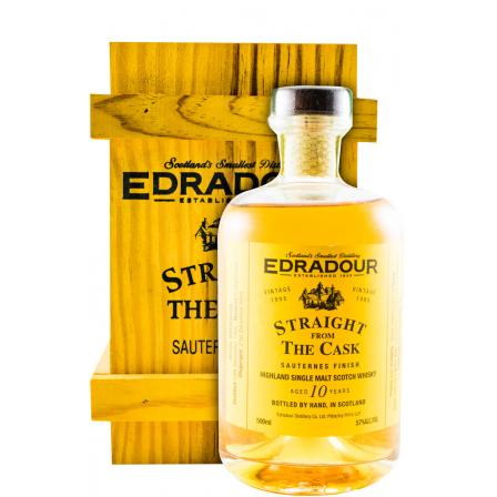 Edradour 10 Anys Straight From The Cask 50cl 1995