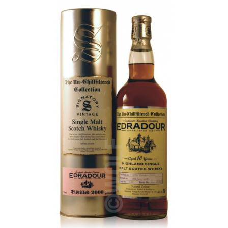Edradour 2002 ucf-Collection Signatory