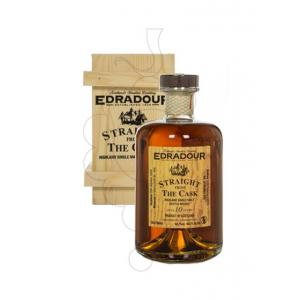 Edradour Straigt From The Cask 10 Years 50cl 2002