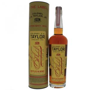 E.H. Taylor Straight Rye 75cl